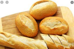 پخت نان فرانسوی